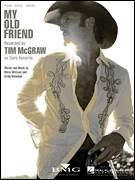 Cover icon of My Old Friend sheet music for voice, piano or guitar by Tim McGraw, Craig Wiseman and Steve McEwan, intermediate skill level
