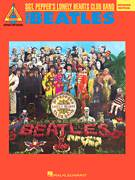 Cover icon of Sgt. Pepper's Lonely Hearts Club Band (Reprise) sheet music for guitar (tablature) by The Beatles, John Lennon and Paul McCartney, intermediate