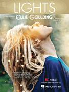 Cover icon of Lights sheet music for voice, piano or guitar by Ellie Goulding, Ashley Francis Howes, Elena Gouldin and Richard Stannard, intermediate skill level