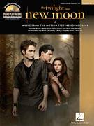 Cover icon of New Moon sheet music for voice, piano or guitar by Alexandre Desplat