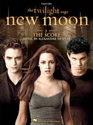 Cover icon of Memories Of Edward, (intermediate) sheet music for piano solo by Alexandre Desplat and Twlight: New Moon (Movie), intermediate