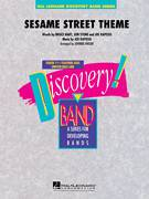 Cover icon of Sesame Street Theme (COMPLETE) sheet music for concert band by Joe Raposo, Bruce Hart, Jon Stone and Johnnie Vinson
