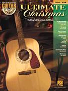 Cover icon of Please Come Home For Christmas sheet music for guitar (tablature, play-along) by Charles Brown and Gene Redd, intermediate