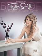 Cover icon of White Horse sheet music for piano solo (big note book) by Taylor Swift, easy piano (big note book)