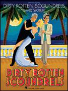 Cover icon of Love Is My Legs sheet music for voice, piano or guitar by David Yazbek and Dirty Rotten Scoundrels (Musical), intermediate skill level