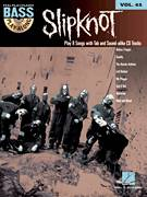 Cover icon of Spit It Out sheet music for bass (tablature) (bass guitar) by Slipknot, intermediate