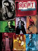 Cover icon of Rent sheet music for voice, piano or guitar by Jonathan Larson and Rent (Movie), intermediate skill level