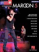 Cover icon of Wake Up Call sheet music for voice solo by Maroon 5, Adam Levine and James Valentine, intermediate