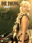Cover icon of Die Young sheet music for voice, piano or guitar by Ke$ha, Benjamin Levin, Henry Walter, Kesha, Kesha Sebert, Lukasz Gottwald and Nate Ruess, intermediate skill level