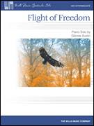 Cover icon of Flight Of Freedom sheet music for piano solo (elementary) by Glenda Austin, beginner piano (elementary)