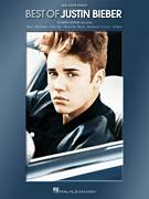 Cover icon of One Time sheet music for piano solo (big note book) by Justin Bieber, easy piano (big note book)