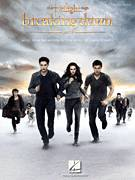Cover icon of Renesmee's Lullaby/Something Terrible sheet music for piano solo by Carter Burwell and Twilight: Breaking Dawn Part 2 (Movie), intermediate
