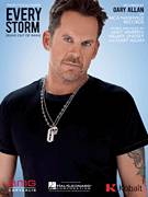 Cover icon of Every Storm (Runs Out Of Rain) sheet music for voice, piano or guitar by Gary Allan and Hillary Lindsey, intermediate voice, piano or guitar