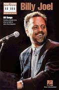Cover icon of Uptown Girl sheet music for piano solo (chords, lyrics, melody) by Billy Joel, intermediate piano (chords, lyrics, melody)