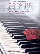 Cover icon of Romantic Reflections sheet music for piano solo (elementary) by Carolyn C. Setliff, beginner piano (elementary)