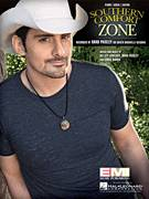 Cover icon of Southern Comfort Zone sheet music for voice, piano or guitar by Brad Paisley, intermediate voice, piano or guitar