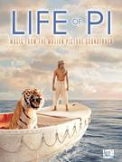 Cover icon of Pi And Richard Parker sheet music for piano solo by Mychael Danna and Life of Pi (Movie), intermediate