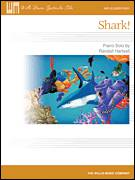 Cover icon of Shark! sheet music for piano solo (elementary) by Randall Hartsell, beginner piano (elementary)