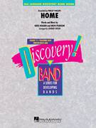 Cover icon of Home (COMPLETE) sheet music for concert band by Johnnie Vinson, Drew Pearson, Greg Holden and Phillip Phillips, intermediate skill level