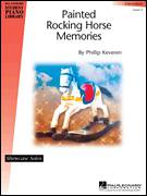 Cover icon of Painted Rocking-Horse Memories sheet music for piano solo (elementary) by Phillip Keveren and Miscellaneous