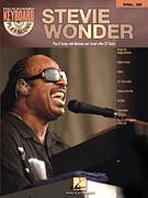 Cover icon of I Wish sheet music for voice and piano by Stevie Wonder, intermediate