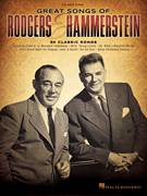 Cover icon of Oklahoma sheet music for piano solo (big note book) by Rodgers & Hammerstein, Oscar Hammerstein and Richard Rodgers, easy piano (big note book)