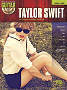 Cover icon of Back To December sheet music for guitar (tablature, play-along) by Taylor Swift, intermediate skill level