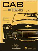 Cover icon of Cab sheet music for voice, piano or guitar by Train and Pat Monahan
