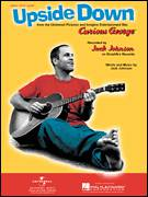 Cover icon of Upside Down sheet music for voice, piano or guitar by Jack Johnson, intermediate voice, piano or guitar