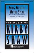 Cover icon of Bring Me Lil'l Water, Sylvie sheet music for choir (SATB) by Kirby Shaw, intermediate choir (SATB)