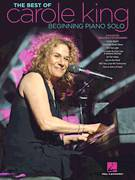 Cover icon of It's Too Late sheet music for piano solo (big note book) by Carole King and Gloria Estefan, easy piano (big note book)