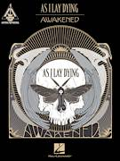 Cover icon of Wasted Words sheet music for guitar (tablature) by As I Lay Dying, intermediate skill level