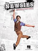 Cover icon of The Bottom Line sheet music for piano solo by Jack Feldman, Alan Menken and Newsies (Musical), easy