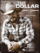 Cover icon of The Dollar sheet music for voice, piano or guitar by Jamey Johnson, intermediate