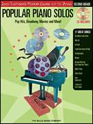Cover icon of Nadia's Theme sheet music for piano solo (elementary) by Perry Botkin, Jr., Eric Baumgartner and Barry DeVorzon & Perry Botkin, Jr., beginner piano (elementary)