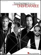 Cover icon of Unmistakable sheet music for voice, piano or guitar by Backstreet Boys, intermediate