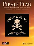 Cover icon of Pirate Flag sheet music for voice and piano by Kenny Chesney, intermediate