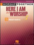 Cover icon of We Will Worship Him sheet music for voice, piano or guitar by Brenton Brown, intermediate skill level