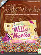 Cover icon of The Golden Age Of Chocolate sheet music for piano solo by Willy Wonka and Leslie Bricusse