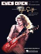 Cover icon of Eyes Open sheet music for voice, piano or guitar by Taylor Swift, intermediate