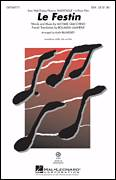 Cover icon of Le Festin (from Ratatouille) sheet music for choir (SSA: soprano, alto) by Alan Billingsley, intermediate