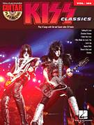 Cover icon of Strutter sheet music for guitar (tablature, play-along) by KISS, intermediate skill level