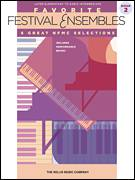 Cover icon of Oriental Bazaar sheet music for piano four hands by William Gillock, classical score, intermediate