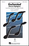 Cover icon of Enchanted (Choral Highlights) sheet music for choir (2-Part) by Alan Menken, Alan Billingsley and Stephen Schwartz, intermediate duet