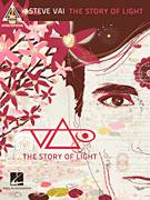 Cover icon of The Story Of Light sheet music for guitar (tablature) by Steve Vai, intermediate guitar (tablature)