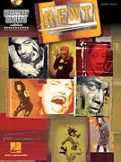 Cover icon of Rent sheet music for voice and piano by Jonathan Larson and Rent (Musical), intermediate skill level