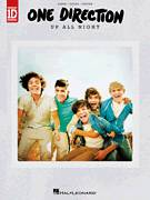 Cover icon of One Thing sheet music for voice, piano or guitar by One Direction, intermediate voice, piano or guitar