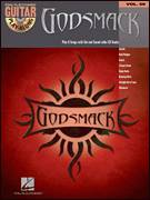 Cover icon of Running Blind sheet music for guitar (tablature, play-along) by Godsmack, intermediate guitar (tablature, play-along)