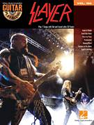 Cover icon of Postmortem sheet music for guitar (tablature, play-along) by Slayer, intermediate