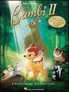 Cover icon of Little April Shower sheet music for voice, piano or guitar by Frank Churchill, Bambi II (Movie) and Larry Morey, intermediate skill level